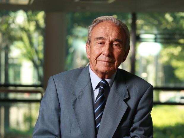 Louis Grassi, président du RSI