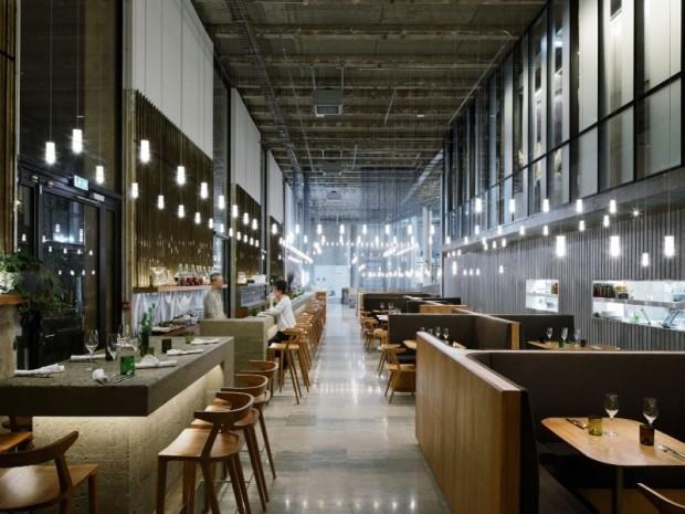 Au Palais de Tokyo, le nouveau restaurant est réinventé