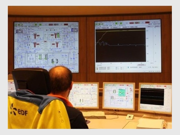 EDF contrôle