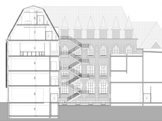 Ecole du Rizomm à Lille