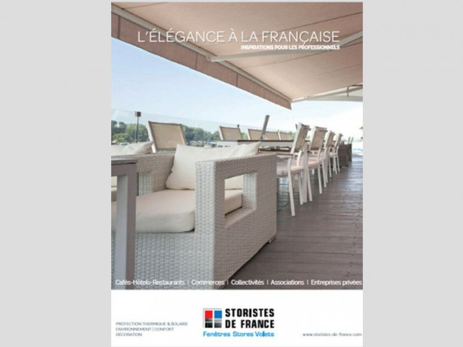 un nouveau catalogue pour storistes de france. Black Bedroom Furniture Sets. Home Design Ideas