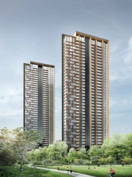 La filiale de Bouygues Construction Dragages Singapore construit deux tours