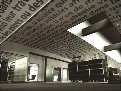 plafond antibruit newacoustic batiactu. Black Bedroom Furniture Sets. Home Design Ideas