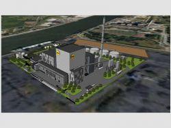 Veolia choisi pour installer une centrale biomasse ...