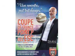 Début de la 5e coupe de France Point.P des ...