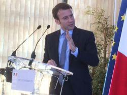 Présidentielle 2017: Emmanuel Macron, son ...