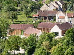 La maison de santé de Vézelay remporte l'Equerre ...