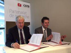 Le CSTB et 3F signent un partenariat de recherche
