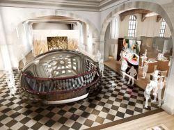 Lyon présente son projet de Cité de la gastronomie