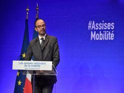 Assises de la mobilité: Edouard Philippe ...