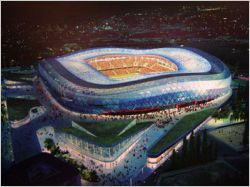 Le grand stade de Nice se nommera « Allianz ...