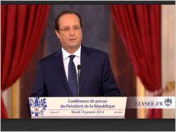 Pacte de responsabilité : François Hollande ...
