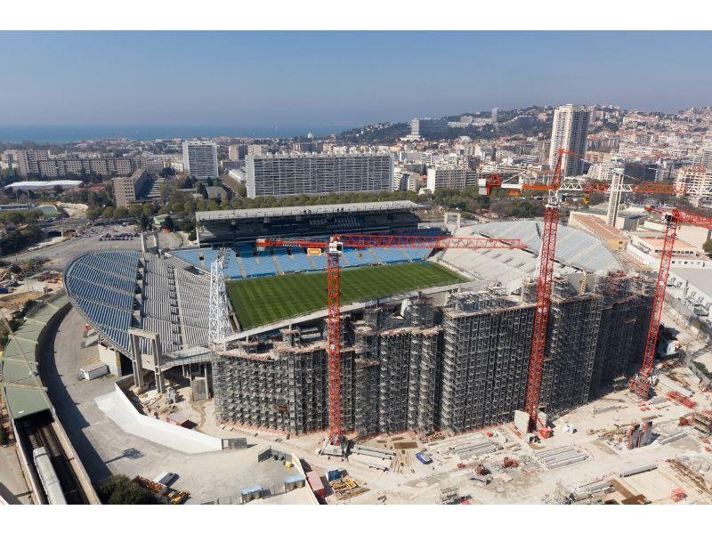 Marseille stade v lodrome ligue 1 page 594 for Porte 7 stade velodrome