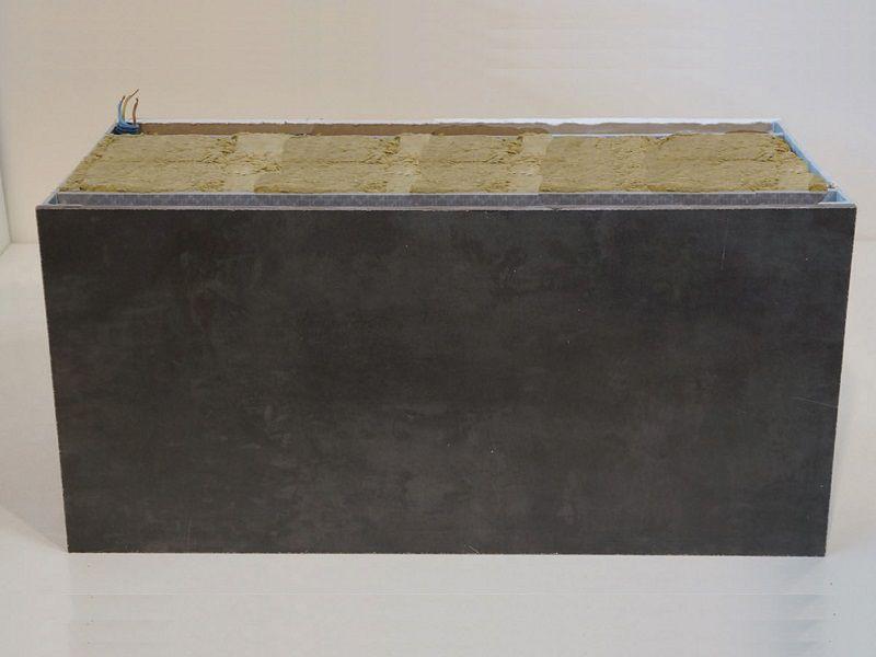 Un mur composite pour isoler et récupérer de ...