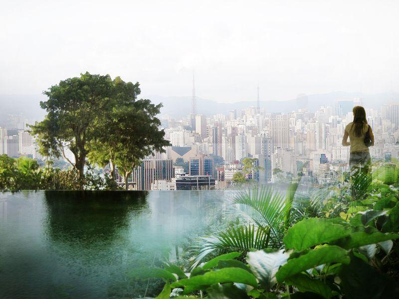 Jean Nouvel plante une tour-arbre au Brésil