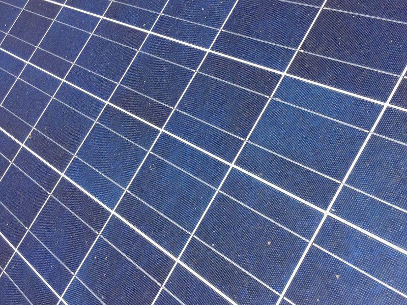 Photovoltaïque: une activité basse en 2016 ...
