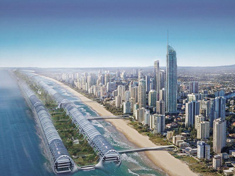 Architecture de la mer et l'espace: la ...