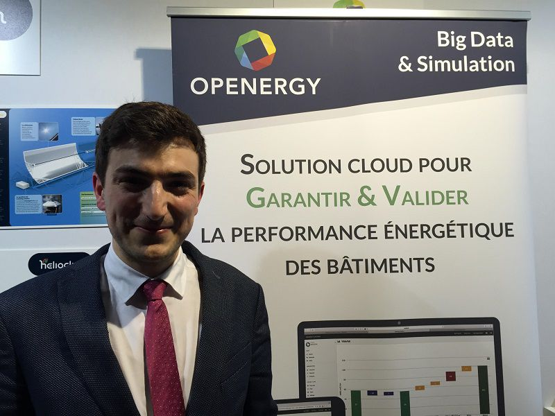 Openergy, la start-up qui allie big data et ...