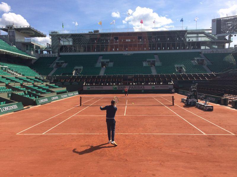 Modernisation de Roland-Garros: recours, ...