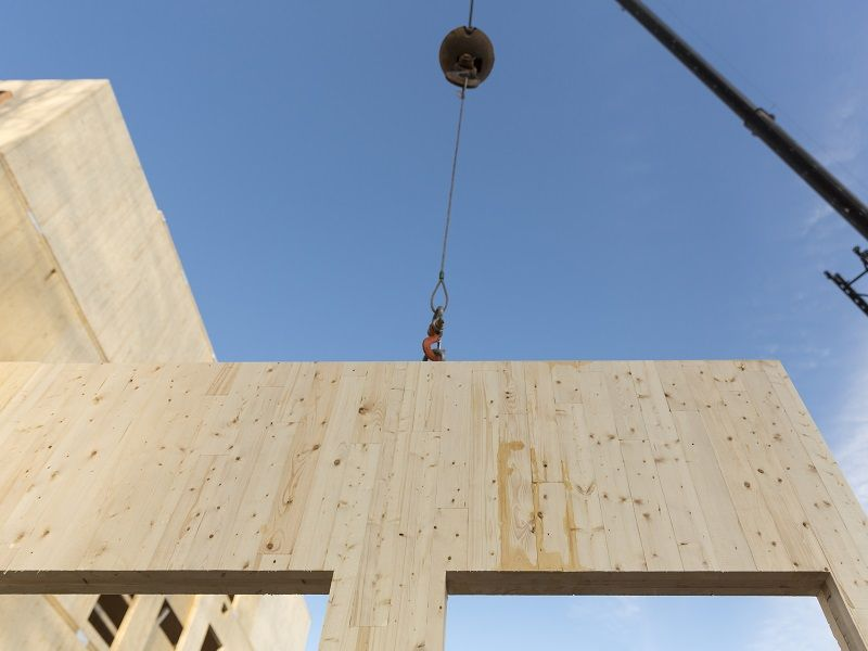 La construction bois, une évidence pour le ...