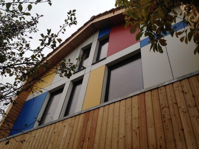 Surélévation bois: une maison de 60 m2 ...