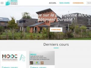 MOOC Bâtiment durable
