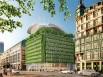 Le grisonnant Botanic Center de Bruxelles va-t-il verdir?