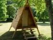 La Cabadienne, un hébergement entre la tente et ...