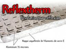 Isolant thermo réflecteur incombustible ...