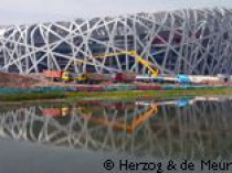 Soprema recouvrira le «nid d'oiseau» à Pékin