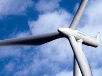 Un des plus grands parcs éoliens terrestres ...