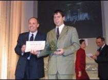 Remise des prix du concours de l'innovation <strong>2001</strong>