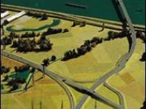 Le nouveau pont sur le Rhin est prêt