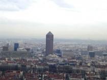 Le quartier de la Part-Dieu à Lyon (diaporama)