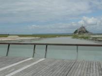 Fermeture du barrage du Mont-Saint-Michel jusqu'en ...