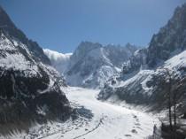 EDF confronté à la fonte des glaces à Chamonix ...