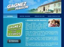 Une maison sur Internet pour éponger les dettes ...