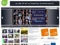 La formation professionnelle s'offre une webTV