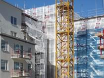 Léger rebond de la construction de logements en ...