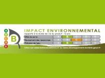 Affichage environnemental sur les produits: ...
