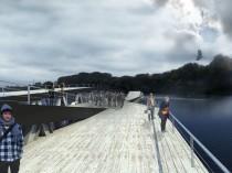 «Habiter dans un pont», thème original d'un ...