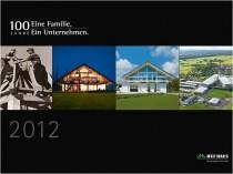Le calendrier Huf Haus nouveau est arrivé