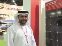 Canadian Solar participe à un grand projet ...