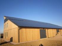 Le nouveau siège social de Terre Solaire, vitrine ...