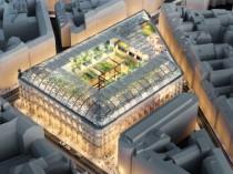 La poste du Louvre réhabilitée et modernisée ...