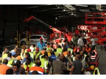 La « Chantier party » de Loxam a ...