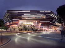 Le projet Arena d'Orléans est stoppé