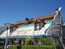 Une maison s'offre une rénovation thermique par ...