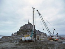 Le Mont-Saint-Michel en bonne voie pour retrouver ...