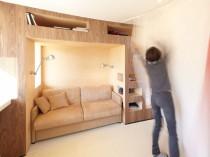 Habiter dans un meuble (diaporama)